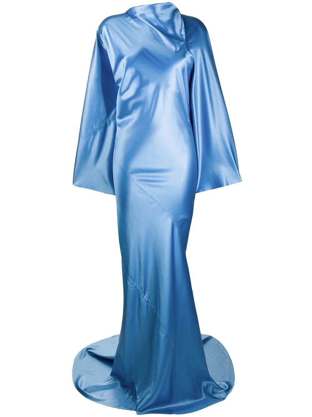Seb Turtleneck Gown