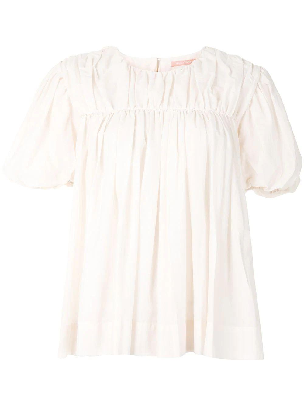 No Turning Back Puff Sleeve Top Item # TP-754-348-2