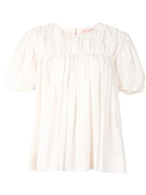 No Turning Back Puff Sleeve Top