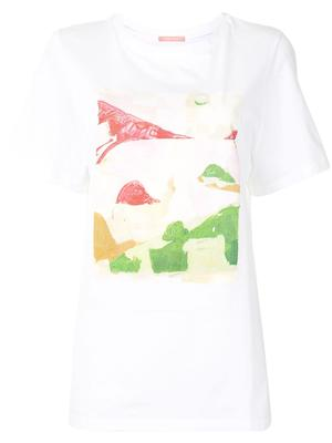 Somewhere Printed T-Shirt