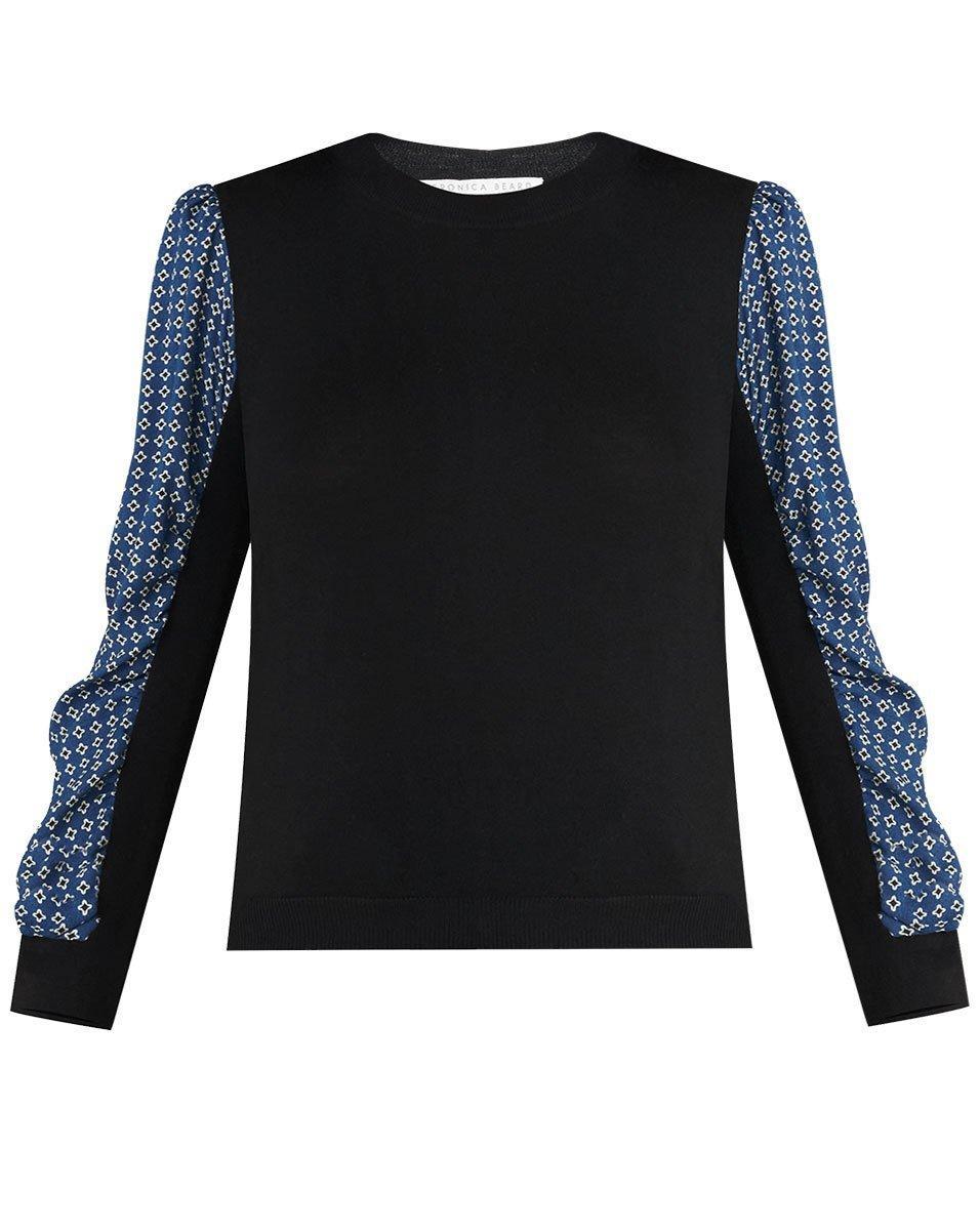 Adler Mixed Media Sweater Item # 2008KN0879239