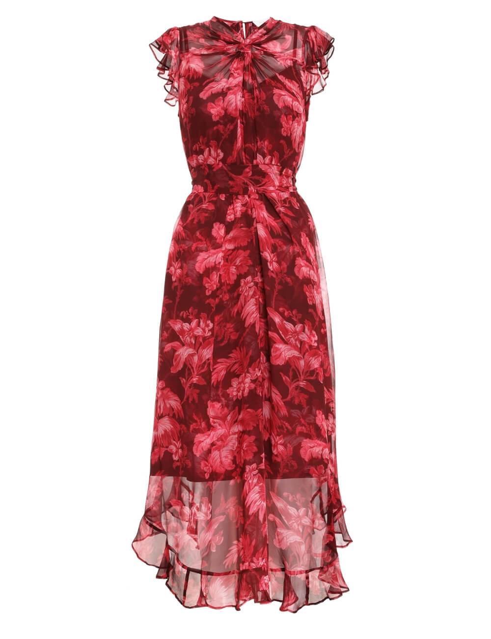 Ladybeetle Flutter Dress