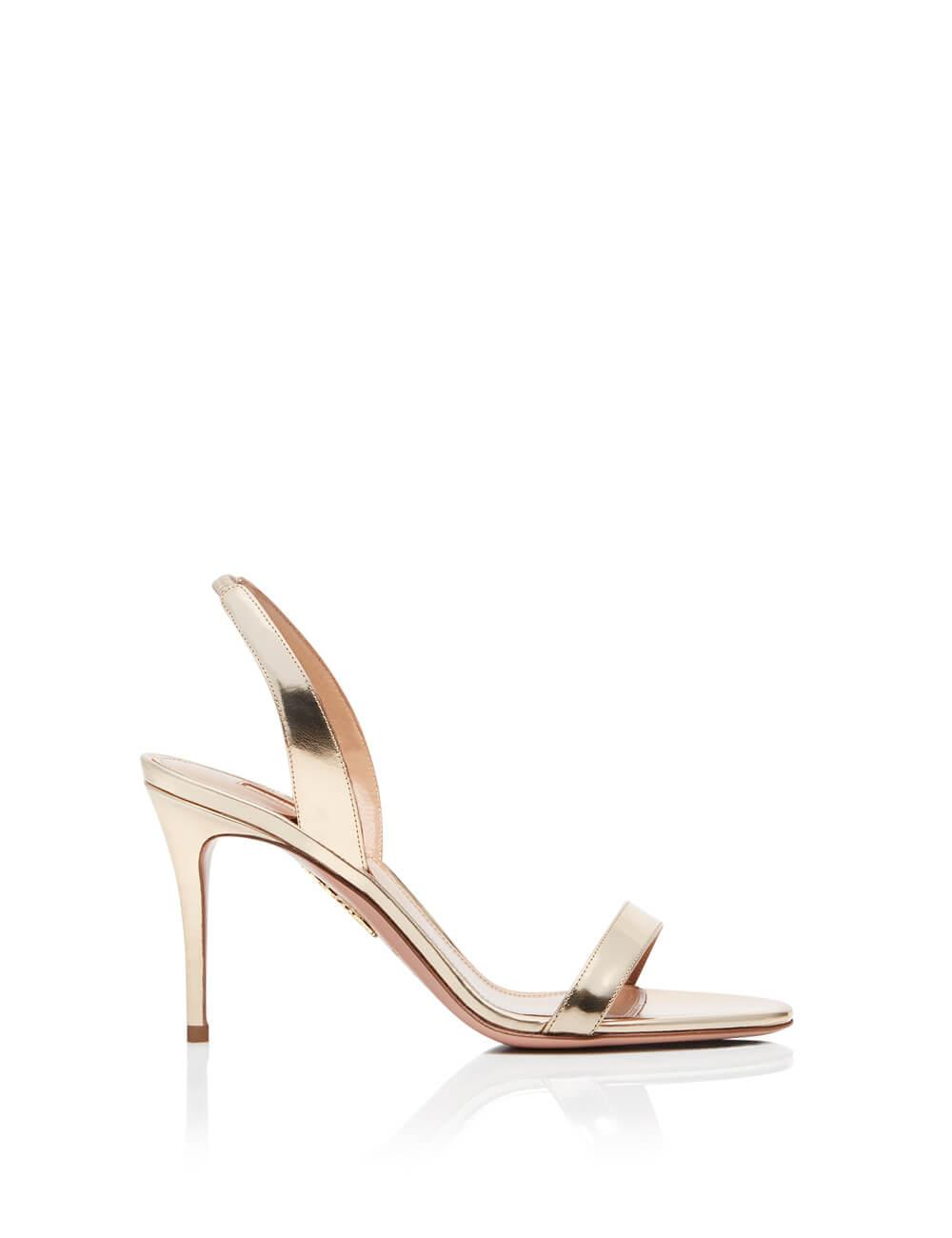 So Nude 85mm Sandal