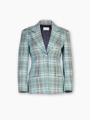 Mercer Plaid Jacket