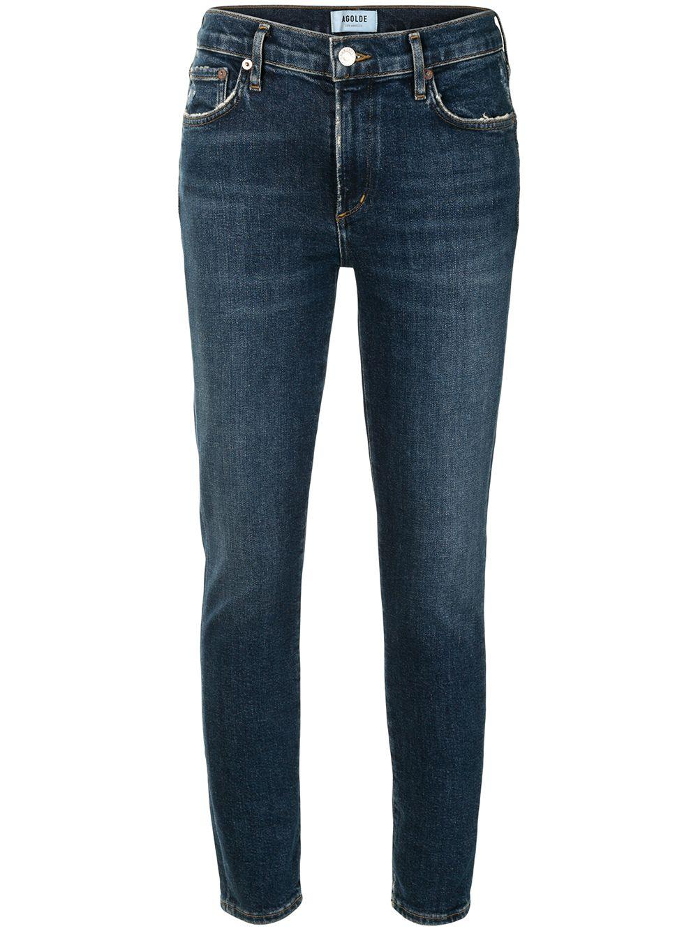 Sophie Mid Rise Skinny Jean Item # A123-1256