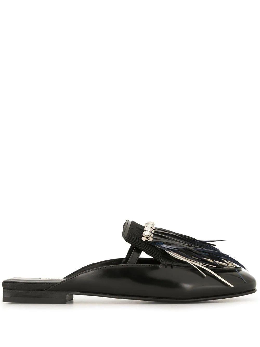 Chic Edginess Slip On Loafer Item # 202-850401