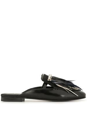 Chic Edginess Slip On Loafer