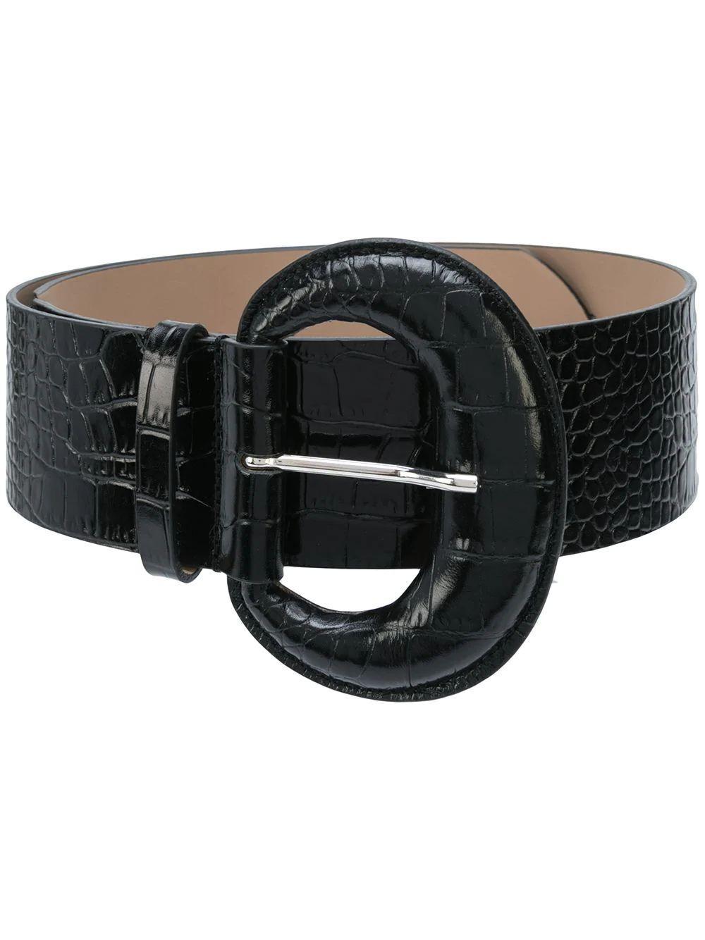 Maura Crocodile Belt Item # BW578-710LE-F20