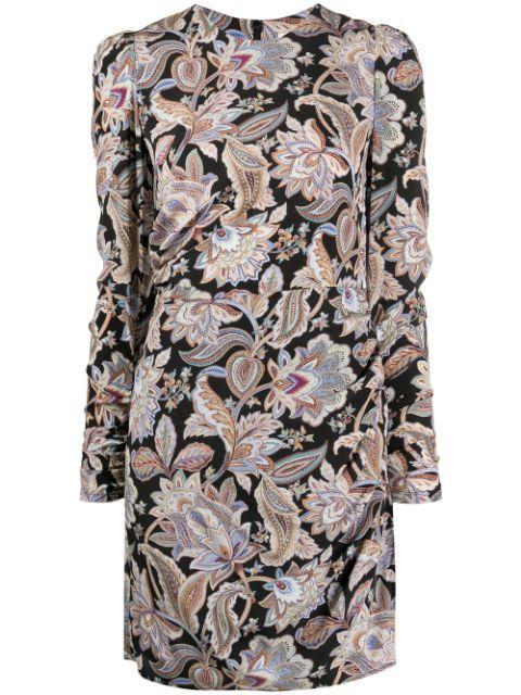 Ladybeetle Mini Dress Item # 4725DLAD