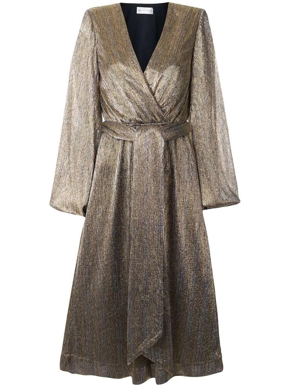 Rivero Midi Dress Item # 2002-1724