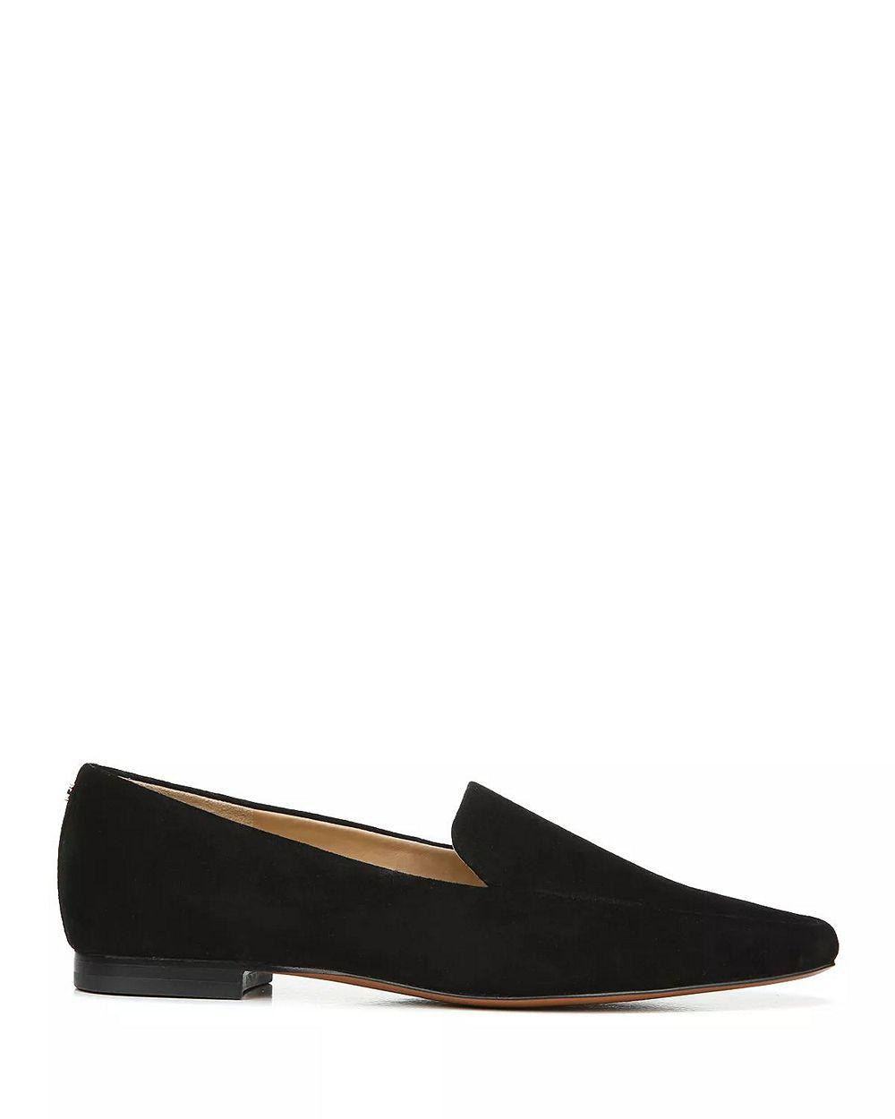 Emelie Suede Loafers