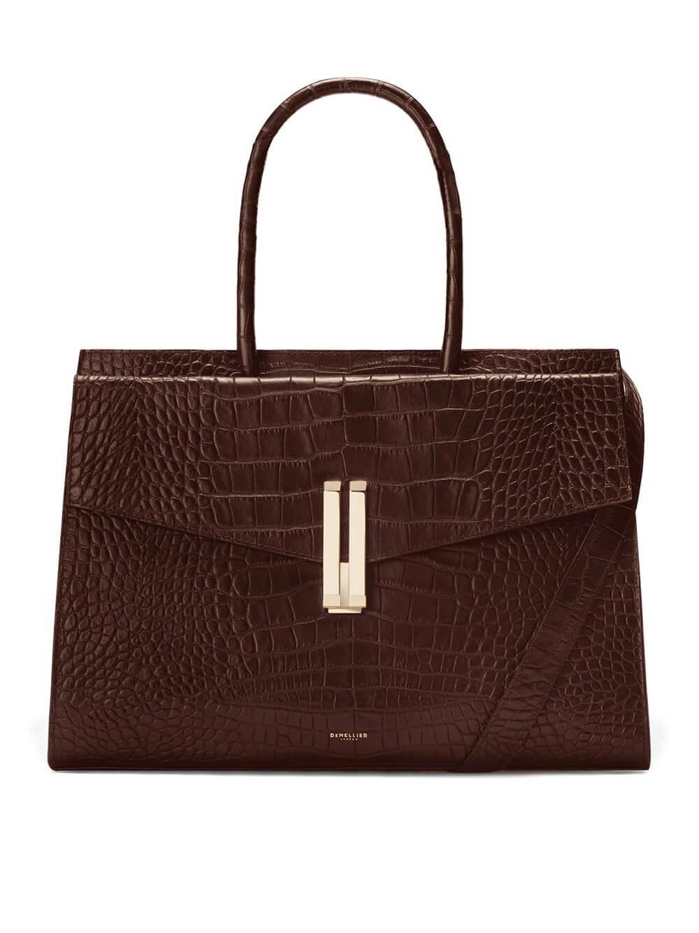 Maxi Montreal Top Handle Bag Item # D77-EMB