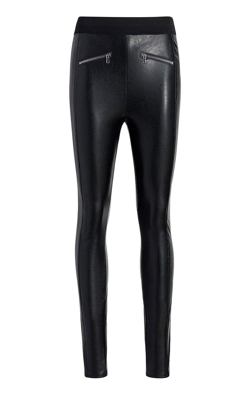 Sonya Faux Leather Legging