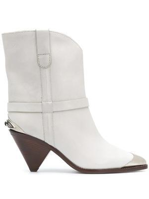 Limza Short Western Boot
