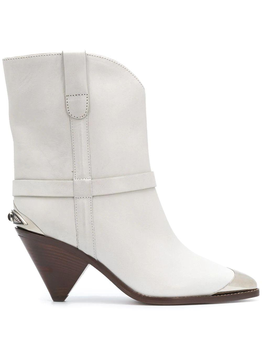 Limza Short Western Boot