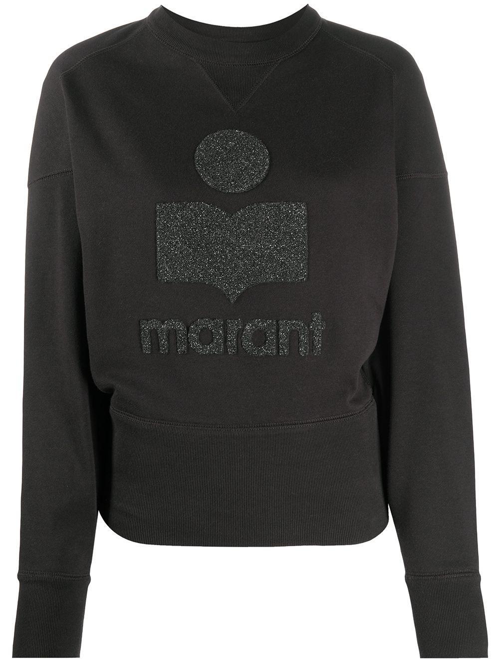 Teloya Lurex Marant Sweatshirt