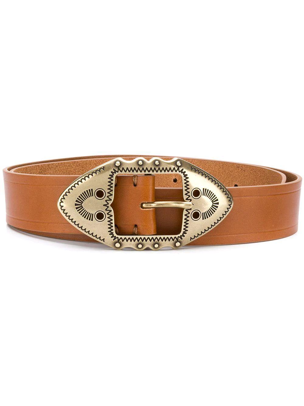 Vintage Buckle Belt