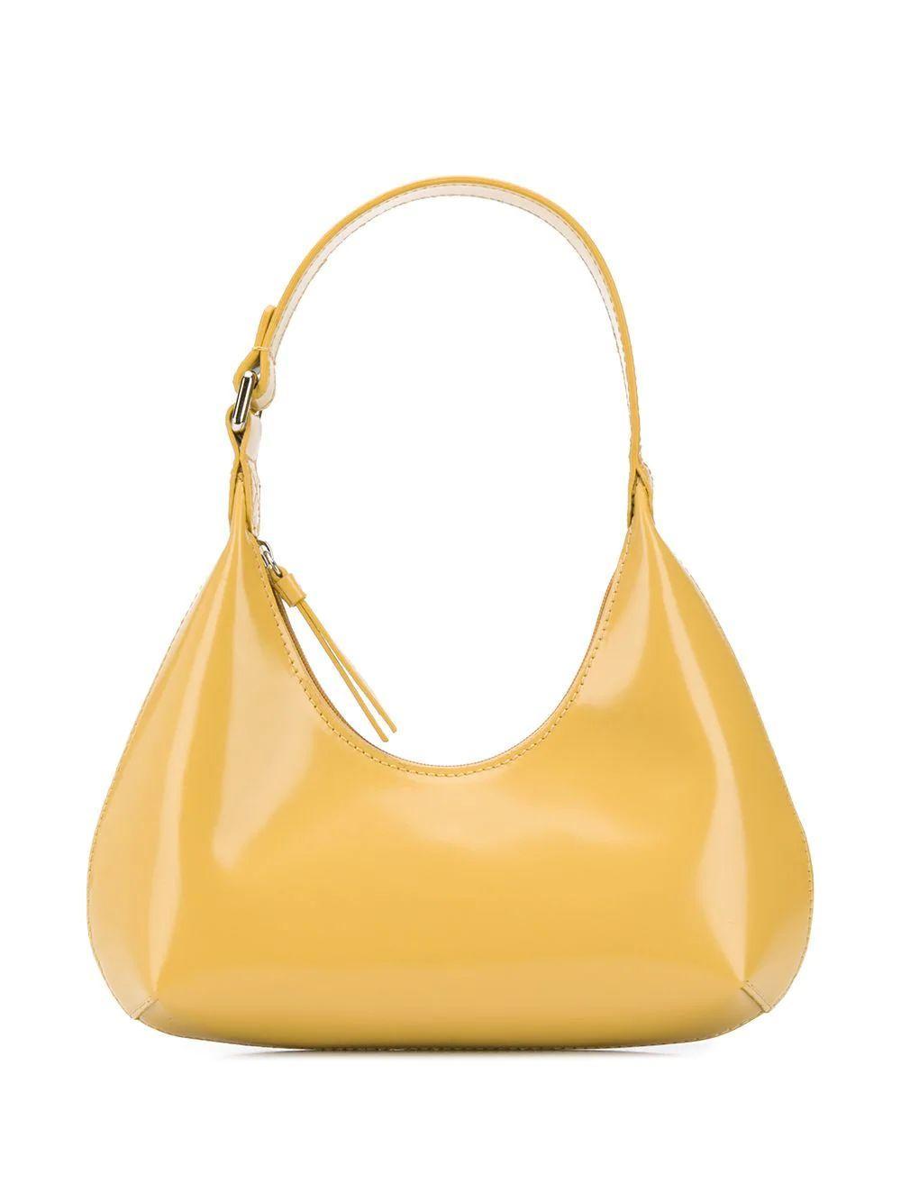 Baby Amber Semi- Patent Bag Item # 20PFBASYWWSMA