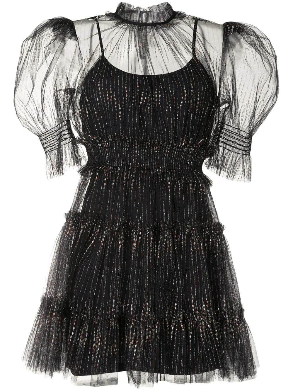 Augustine Mini Dress Item # AMD33153