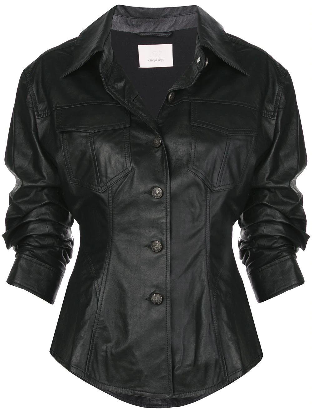 Canyon Leather Jacket Item # ZJ3093613Z-R21
