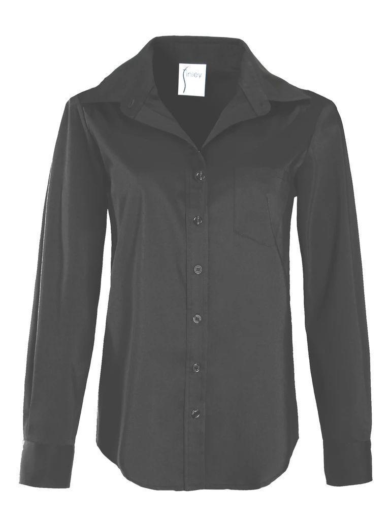 Alex Perfect Button Down Shirt Item # 2044075