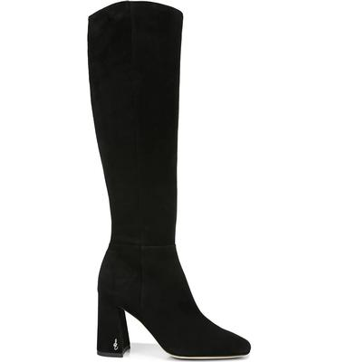 Clarem Suede Tall Boot
