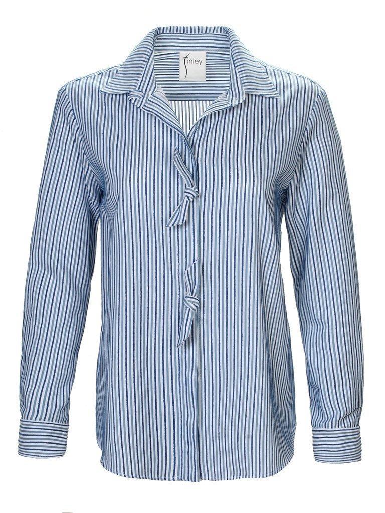 Julian Striped Shirt Item # 3082070S