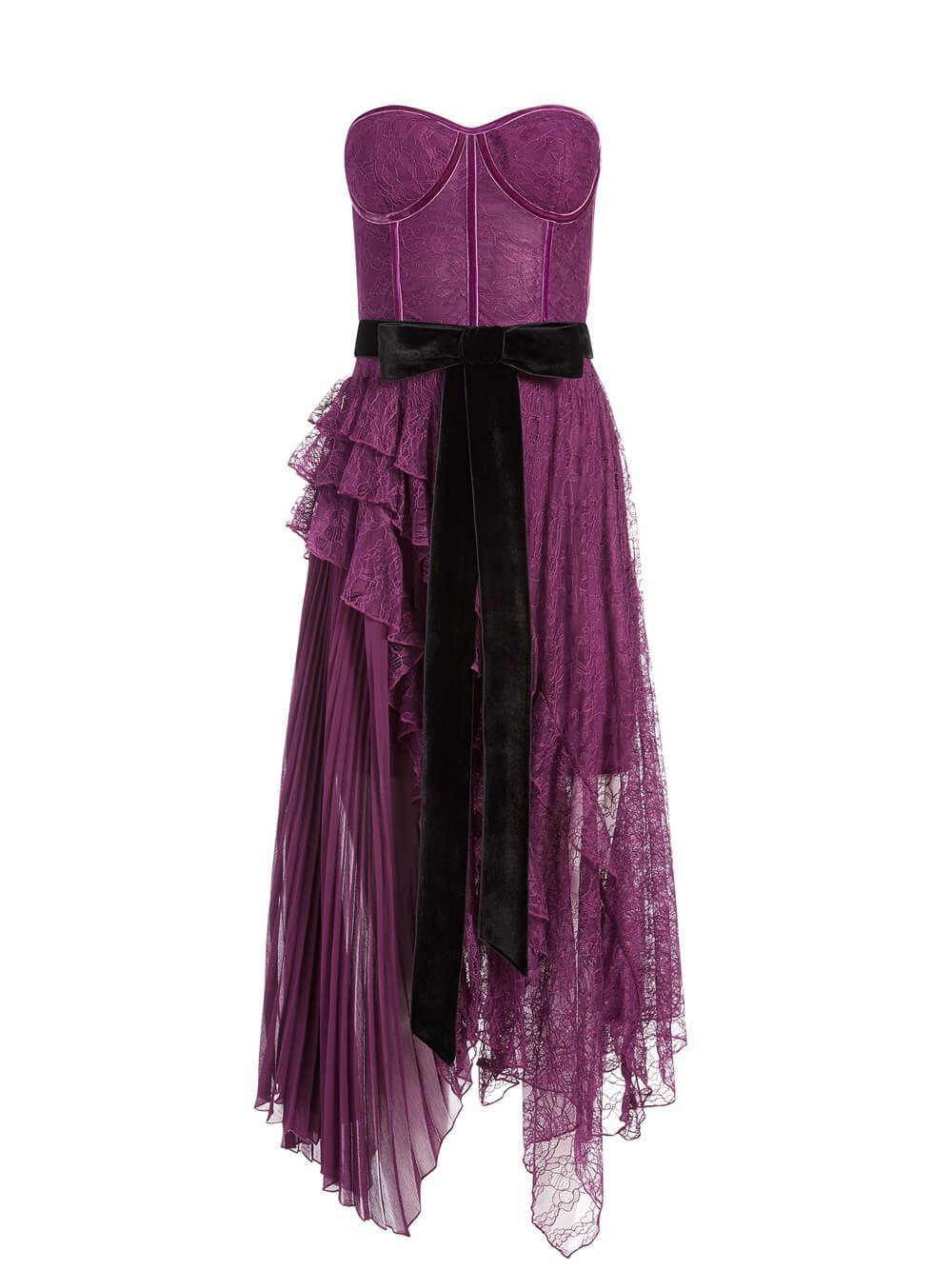 Bree Bustier Dress