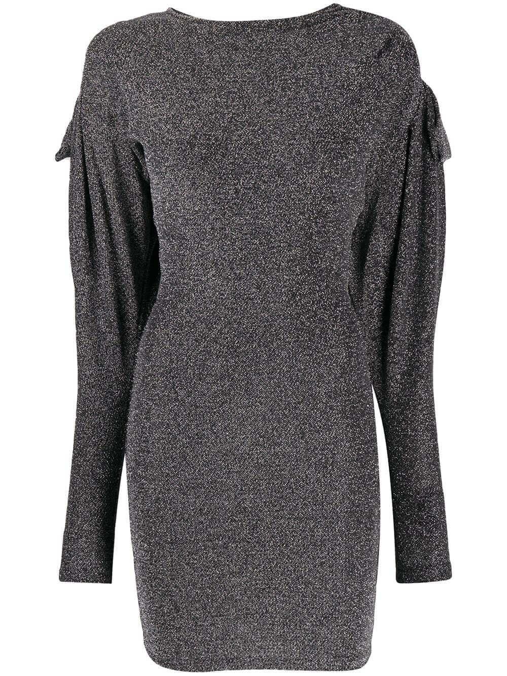 Waden Lurex Dress