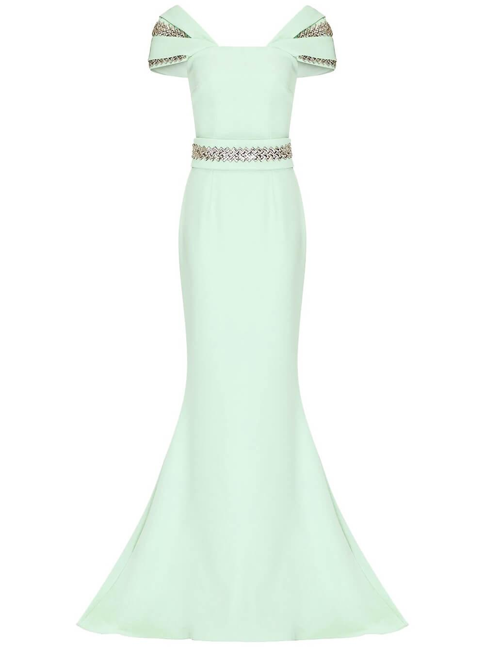 Abigail Gown Item # DL445-1E20