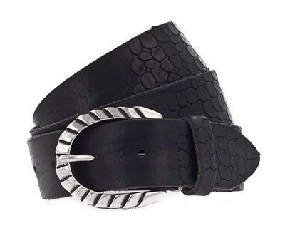 Sofia Silver Buckle Belt