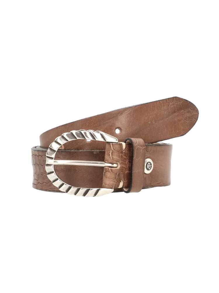 Sofia Silver Buckle Belt