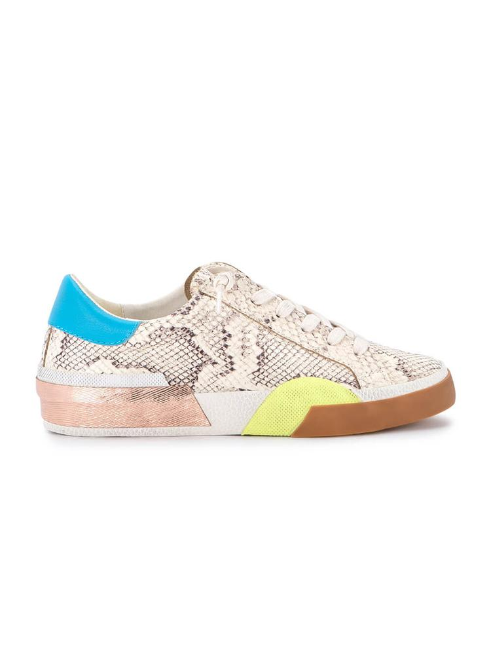 Zina Snake Print Sneaker Item # ZINA