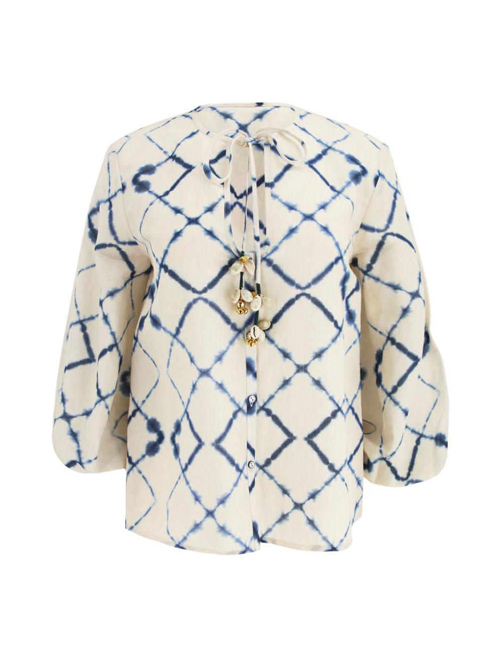 Zina Snake Print Sneaker