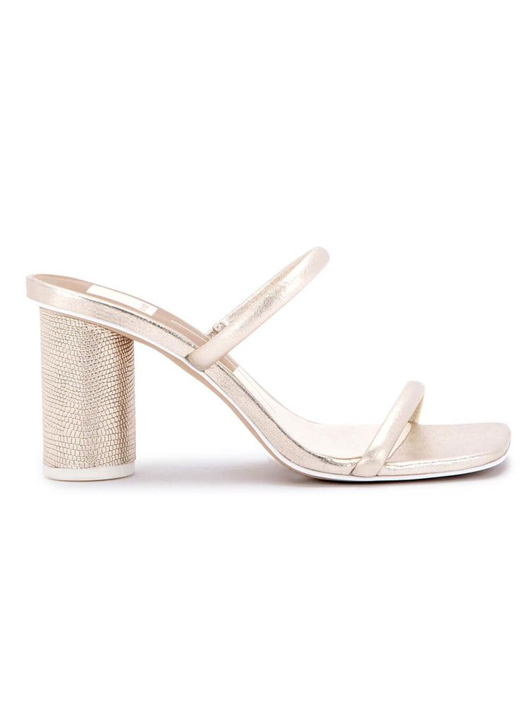 Noles Sandal Item # NOLES-GOLD