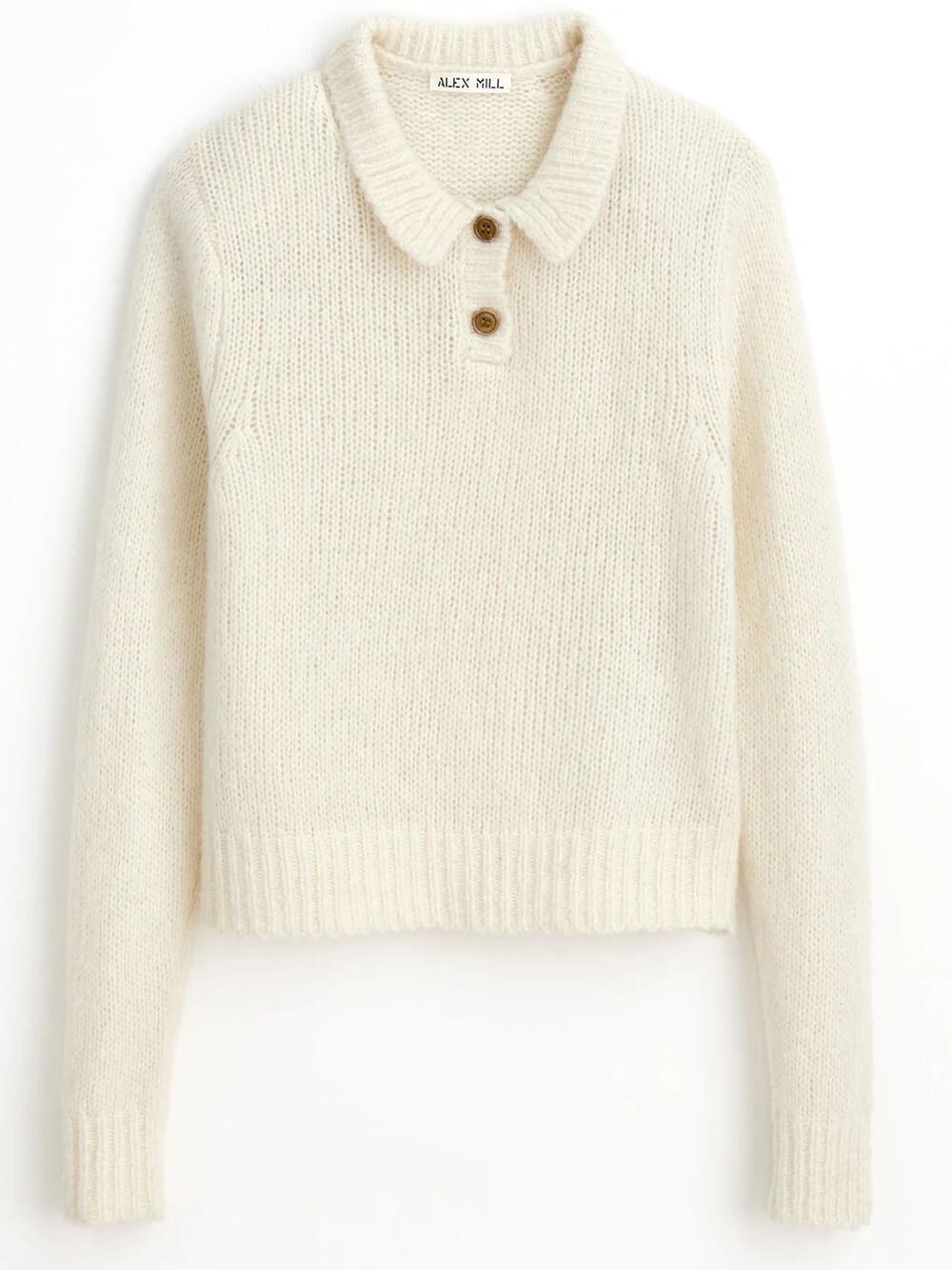 Frank Henley Sweater Item # 208-WW040-2545