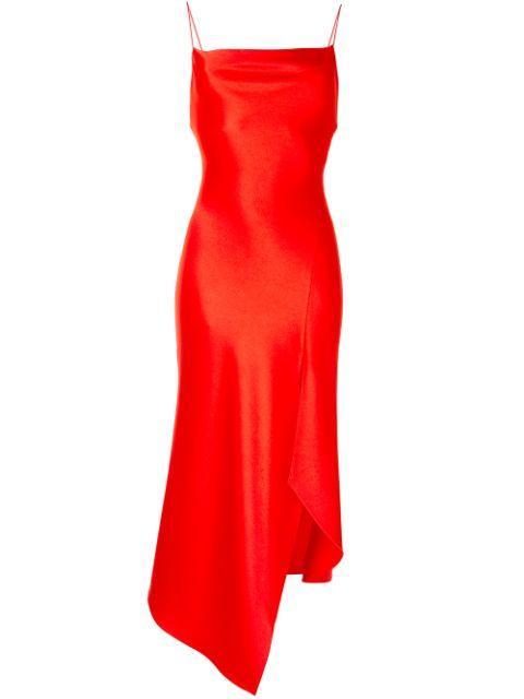 Harmony Dry Slip Dress With Side Slit