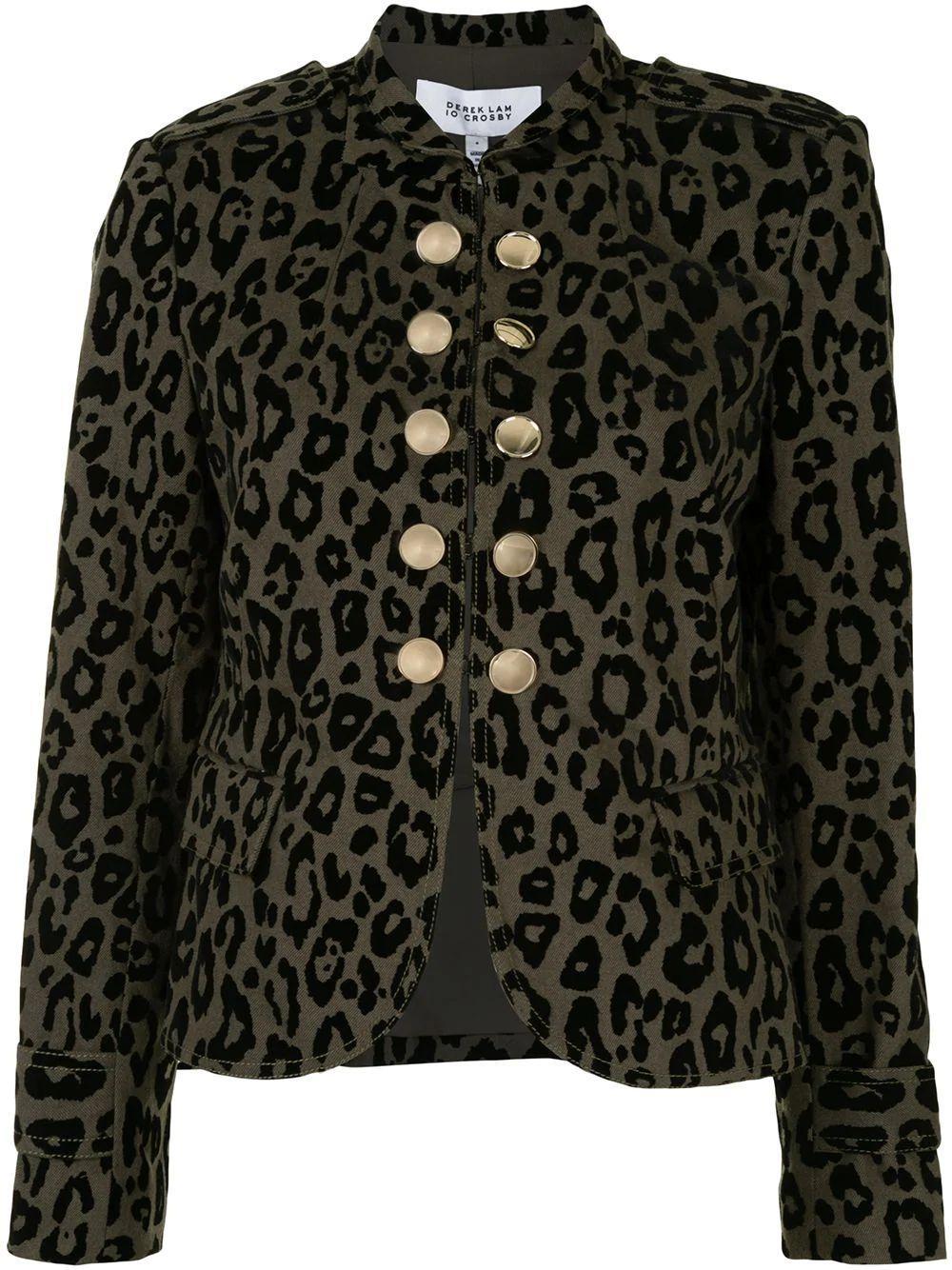 Brigitte Band Jacket Item # TF01215FS