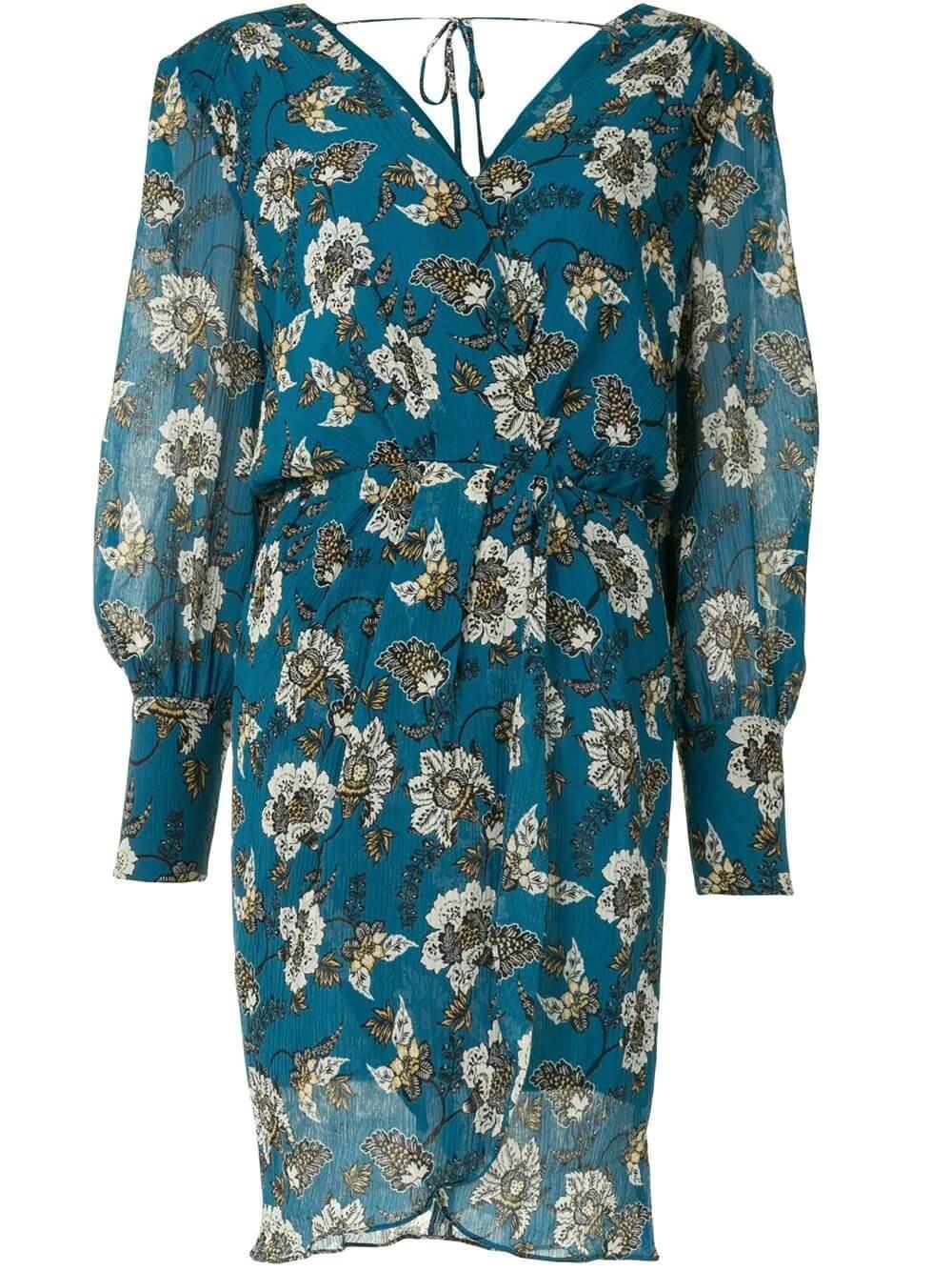 Freya Printed Dress