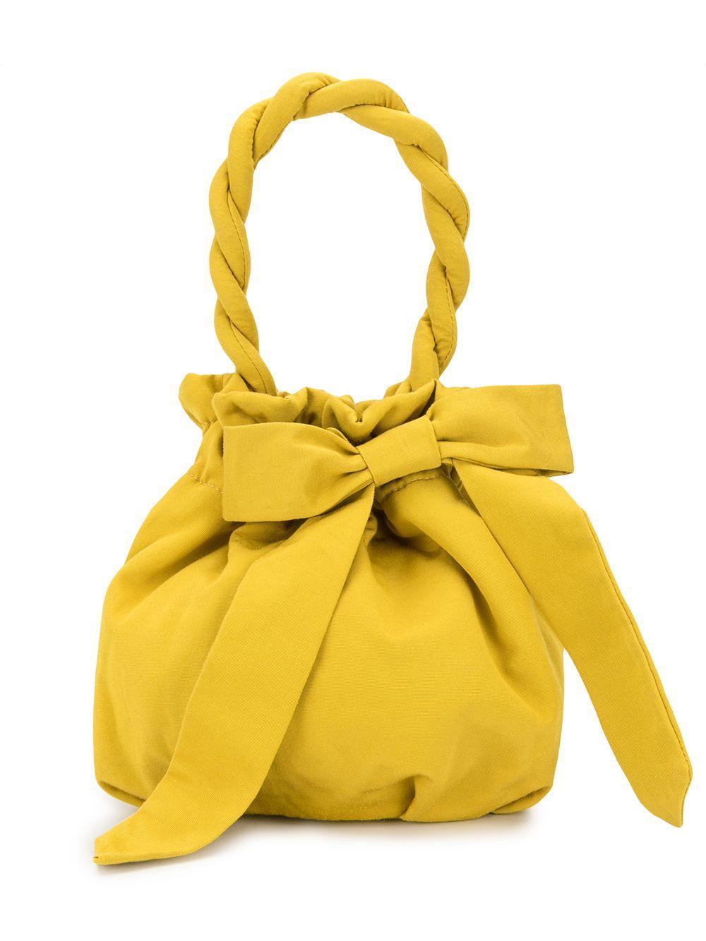 Grace Bow Bag Item # 256-9353-GOLD