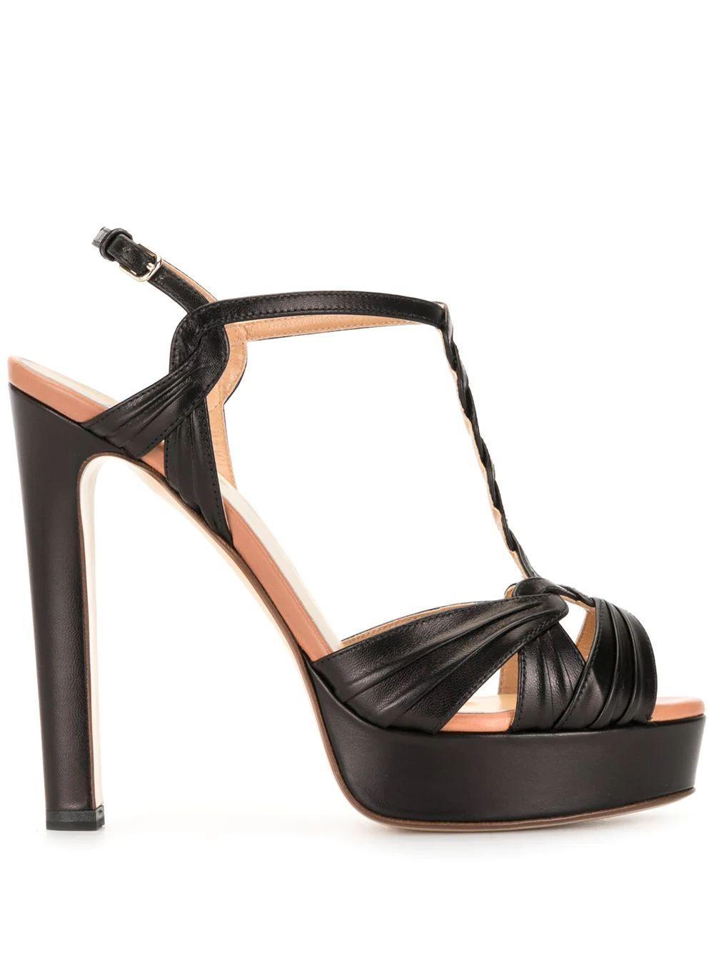 105mm Platform Sandal Item # FR20031A-12020