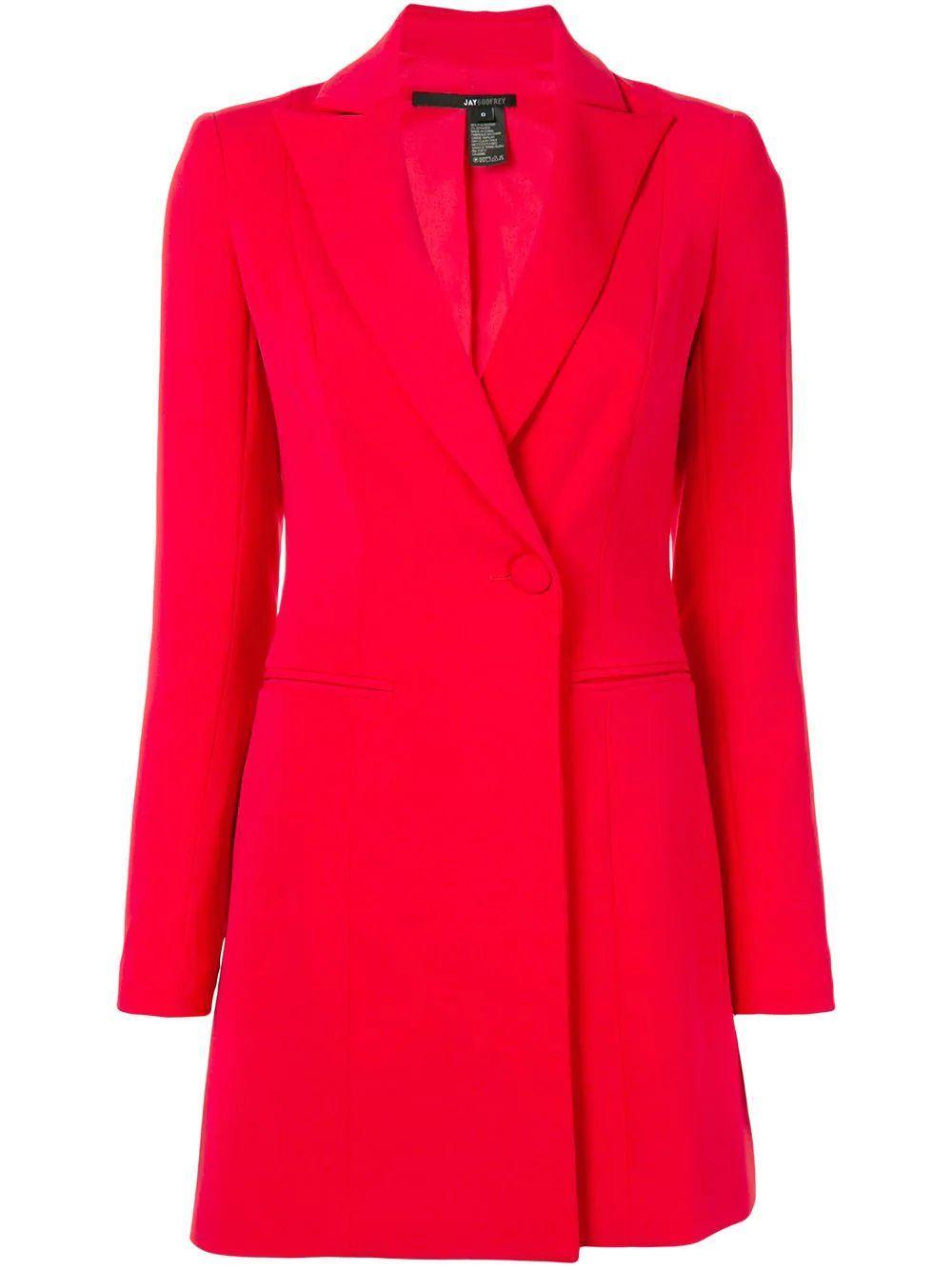 Ace Long Sleeve Blazer Cocktail Dress Item # 112314-F20