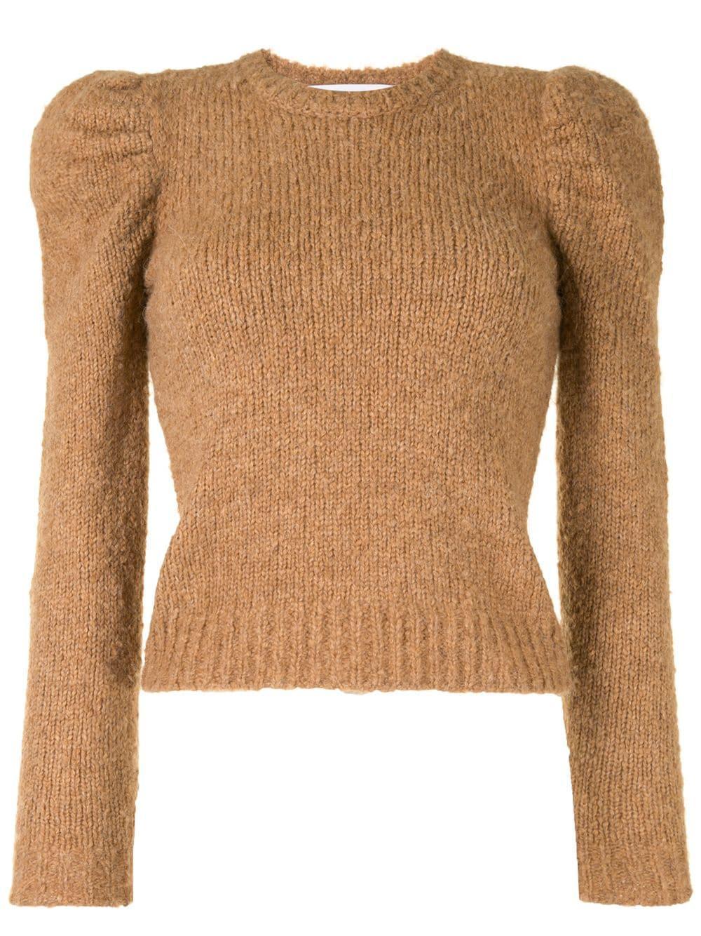 Locken Puff Sleeve Sweater