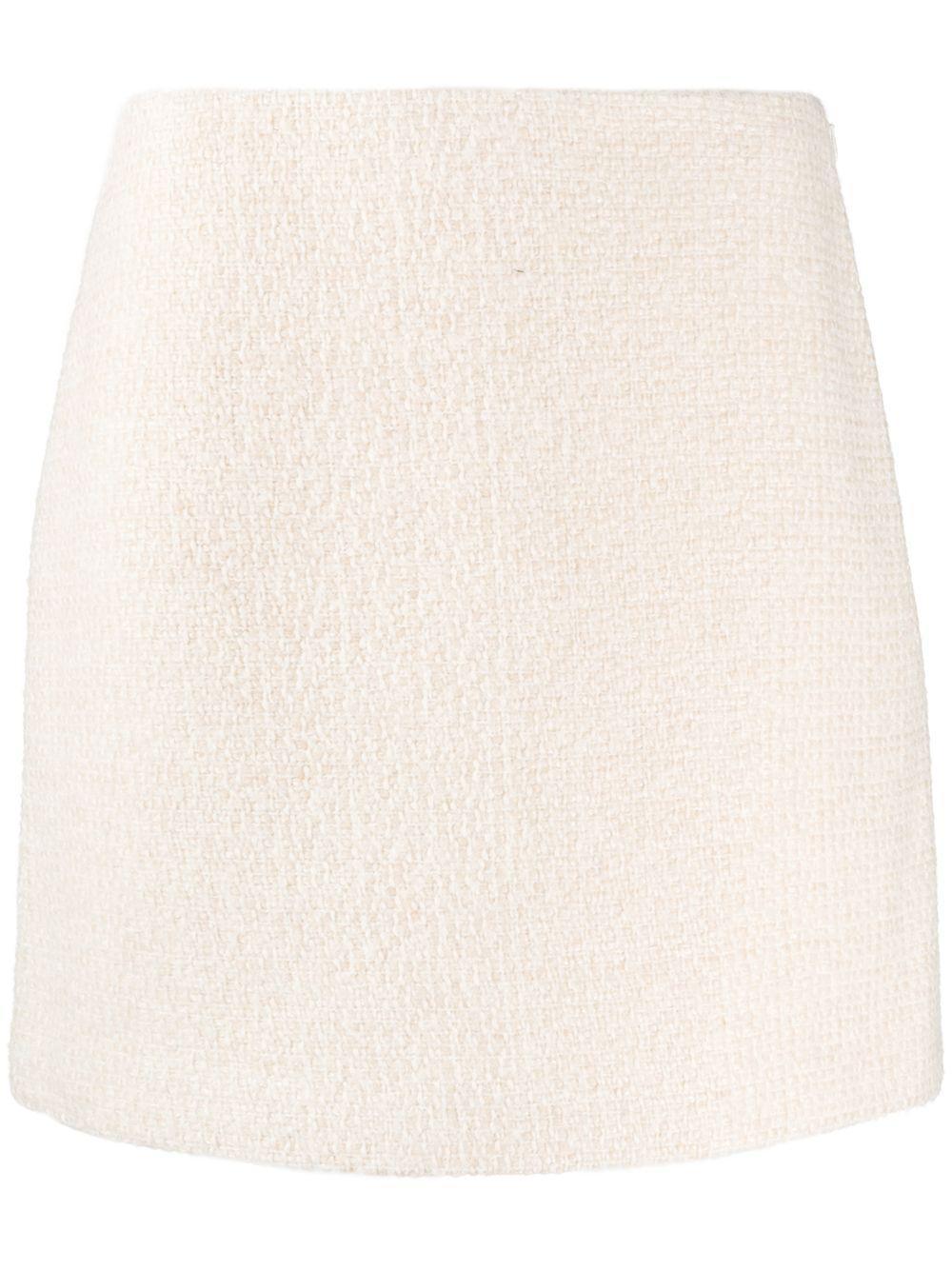 A Line Mini Bell Skirt Item # K0901303