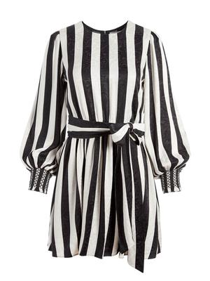 Estefana Striped Dress