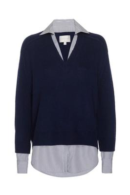 The Looker Layered V-Neck Sweater