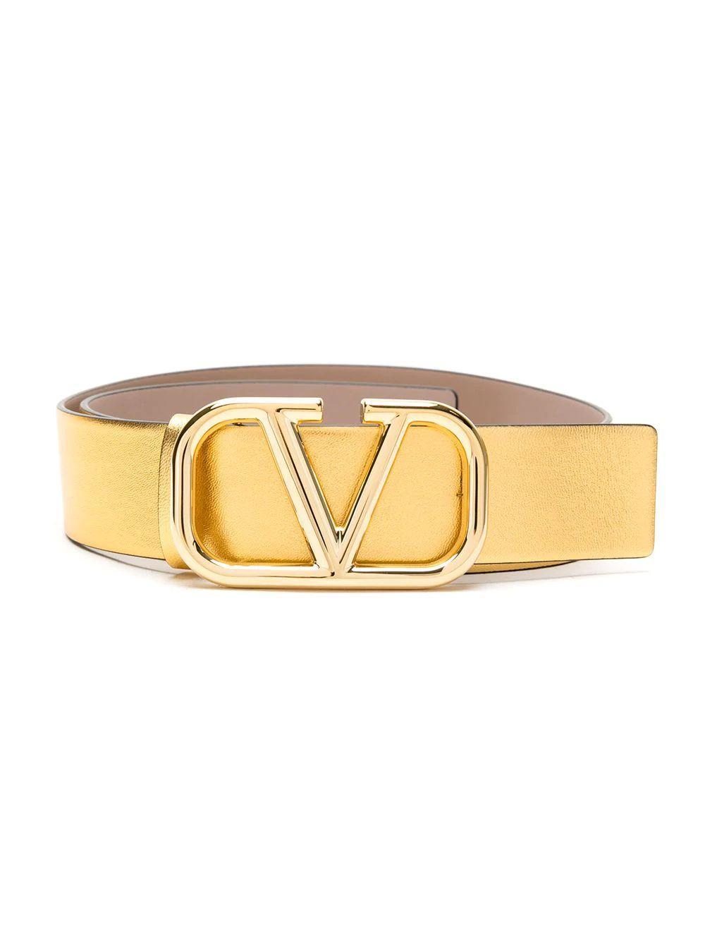 V- Logo 40mm Belt Item # UW2T0S11IVR