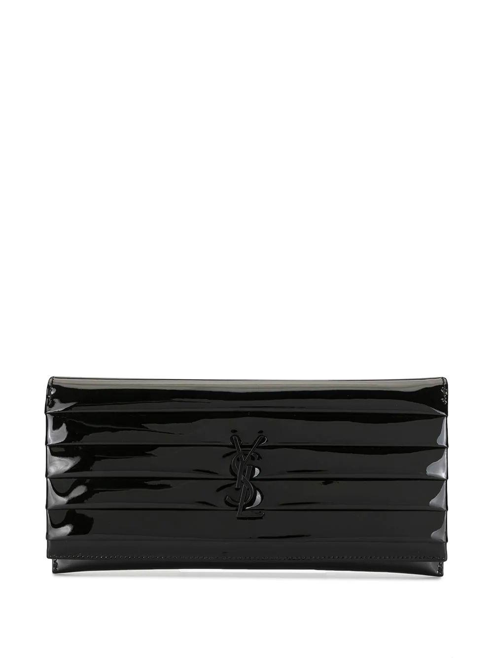 Small Patent Clutch Item # 593168B870U