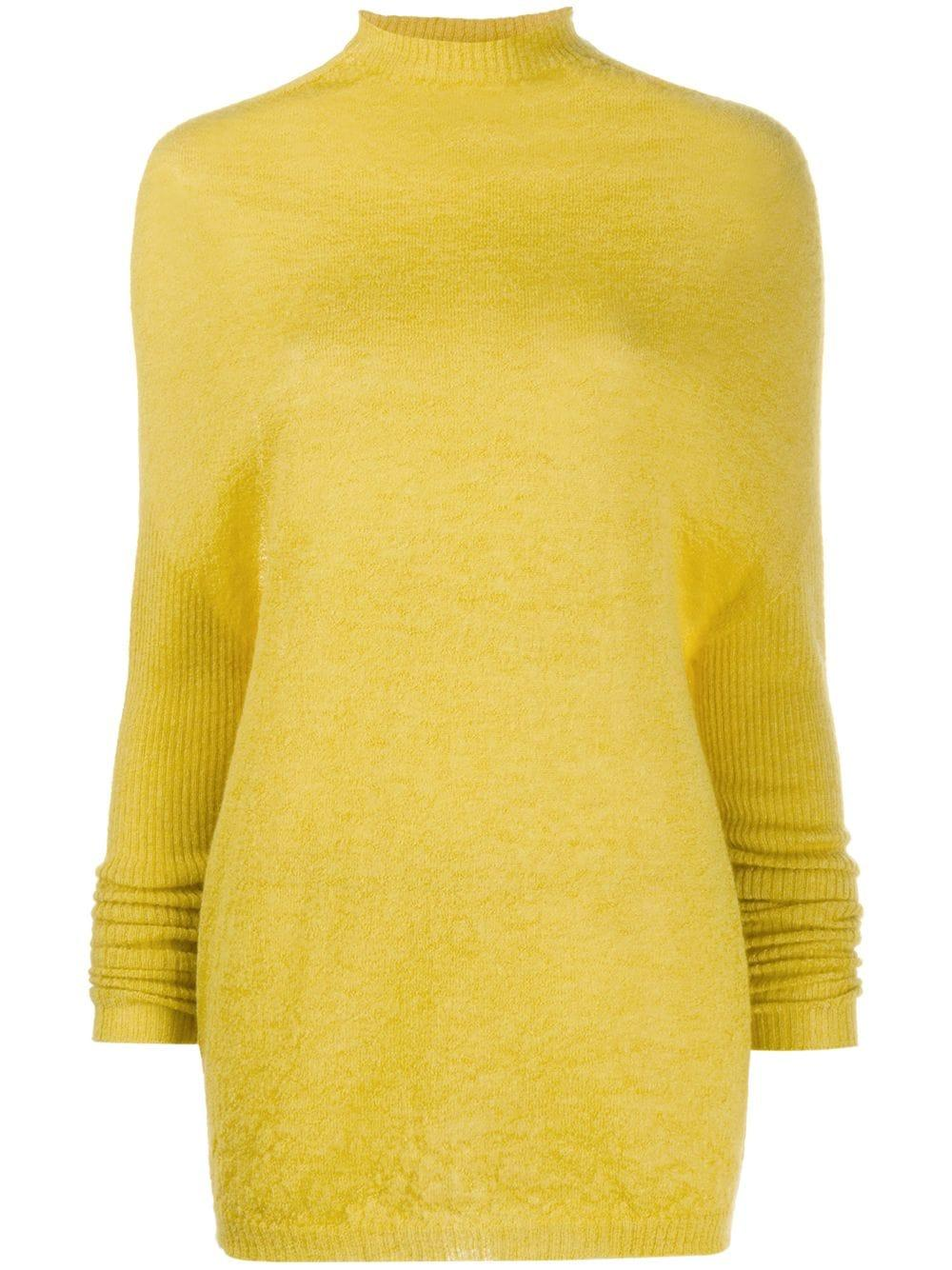 Crater Knit Top