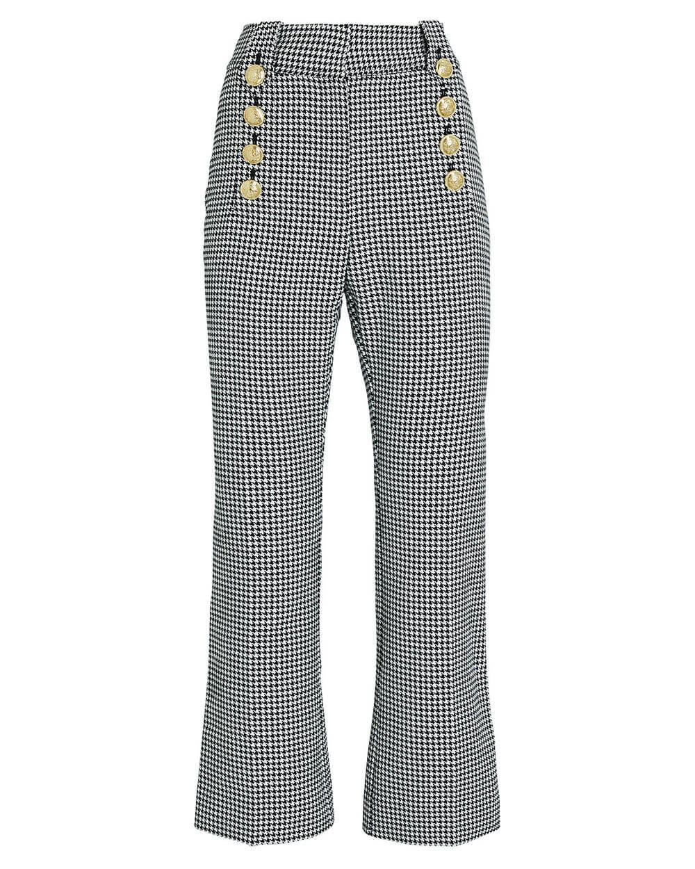 Corinna Cropped Flare Pant